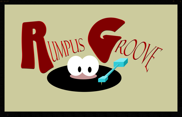 Rumpus Groove logo for web with frame